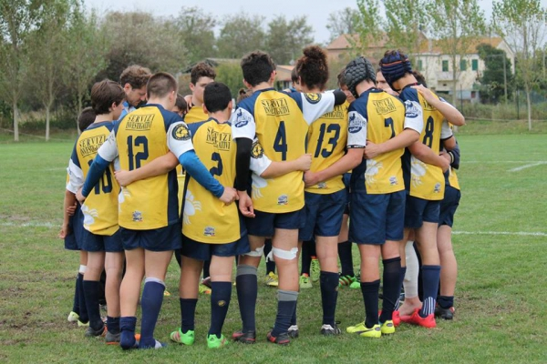 UNDER 16 - Falconara Vs URA 12-27