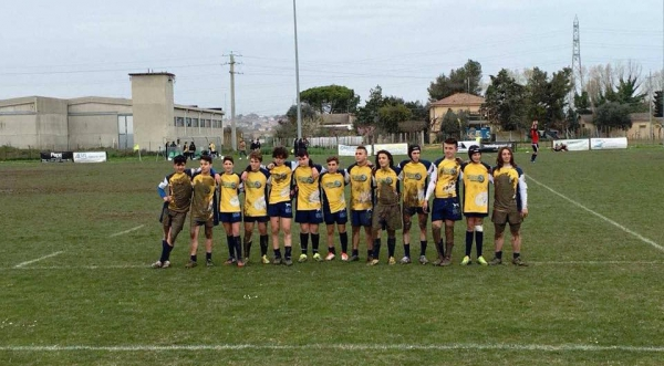 UNDER 16 - Rugby Falconara vs Rugby Ascoli - 13/03/2016