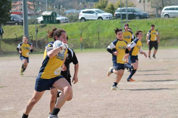 UNDER 16 - Falconara Vs Ascoli 31-20