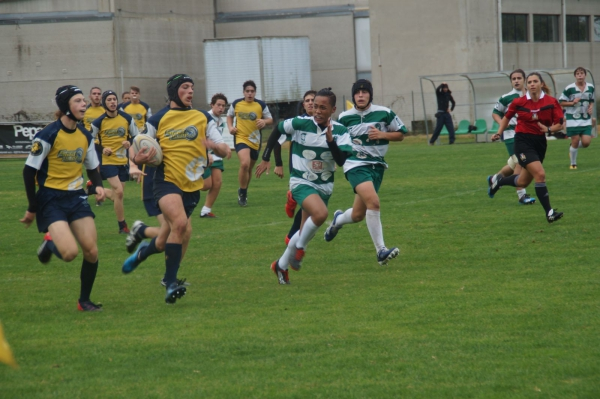 UNDER 16 - Falconara vs Ancona 33 - 5