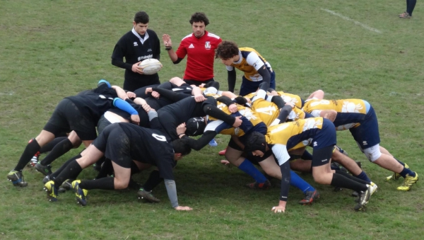 UNDER 18 - Rugby Falconara vs Rugby Ascoli 43 - 22