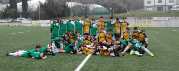 UNDER 14 - Raggruppamento Ancona vs Falconara