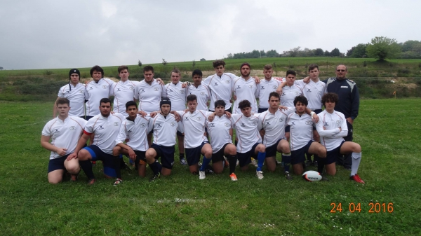 UNDER 18 - Rugby Falconara vs Rugby Pesaro 12 - 22