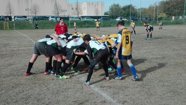 UNDER 14 - Ascoli vs Falconara 28 - 26