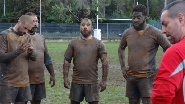 SERIE C2 - Rugby Sulmona 1967 A.S.D Vs Rugby Falconara 8 - 5